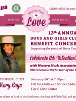 Mary Kaye in concert