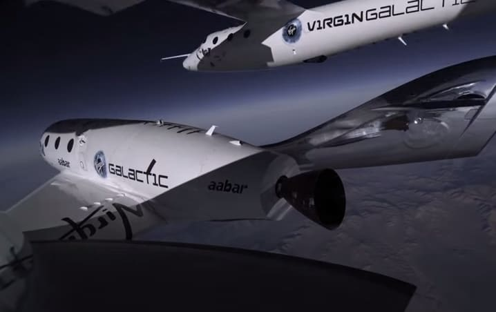 Virgin Galactic Third Powered Flight January 2014