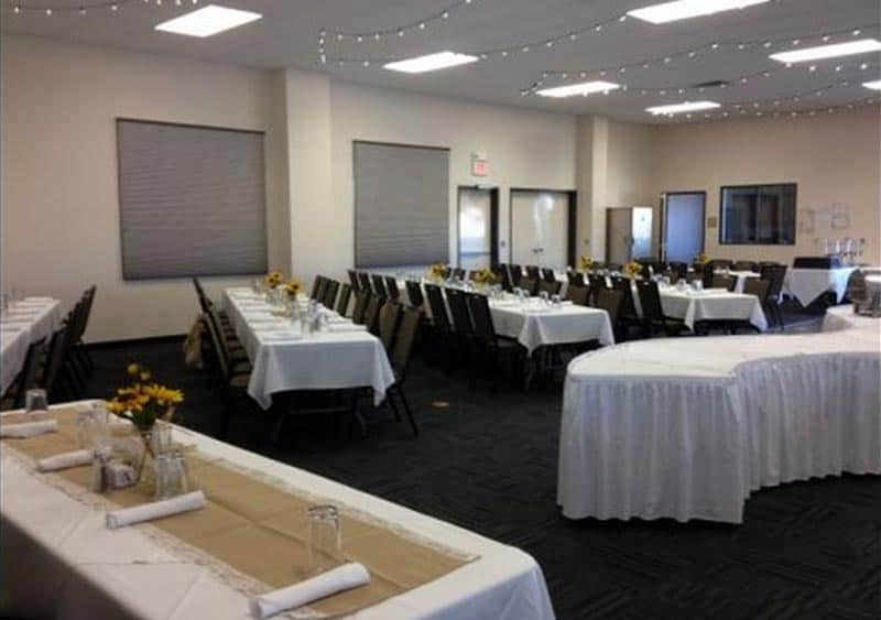 meeting rooms at the Elephant Butte RV Resort