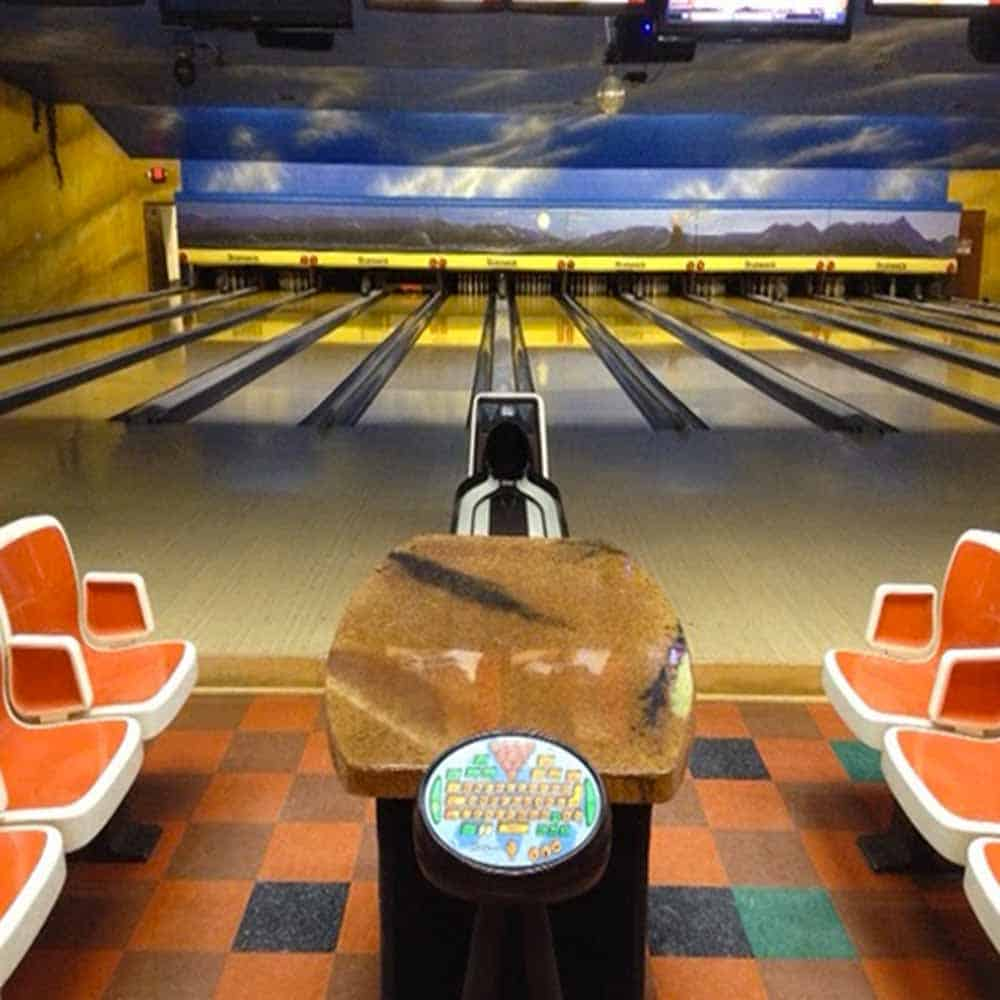 Bedroxx Bowling Center in Truth or Consequences
