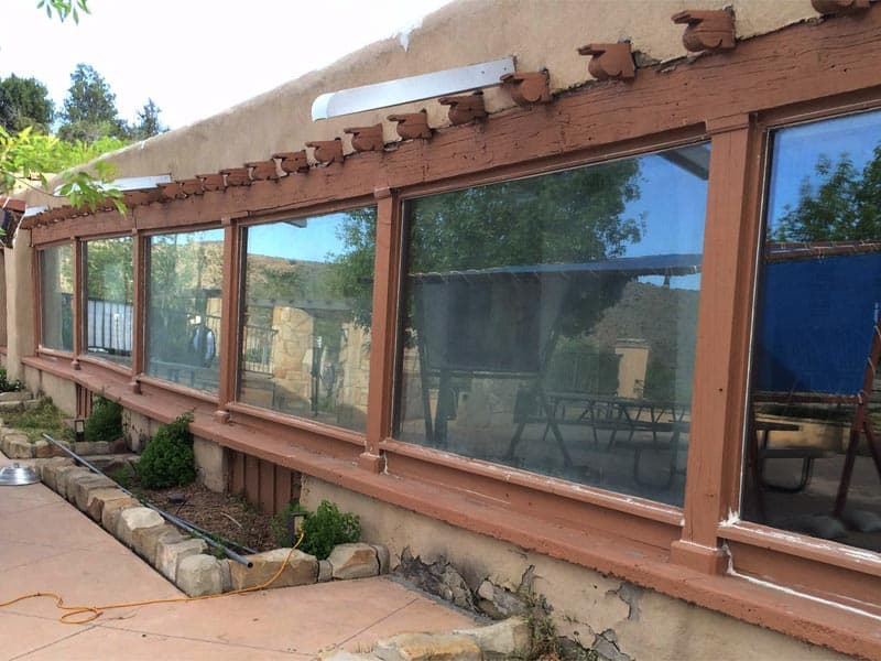 Damsite Restaurant in Elephant Butte