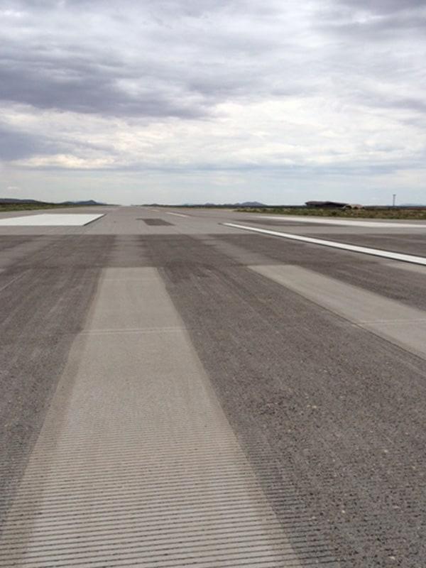 Spaceport America Runway