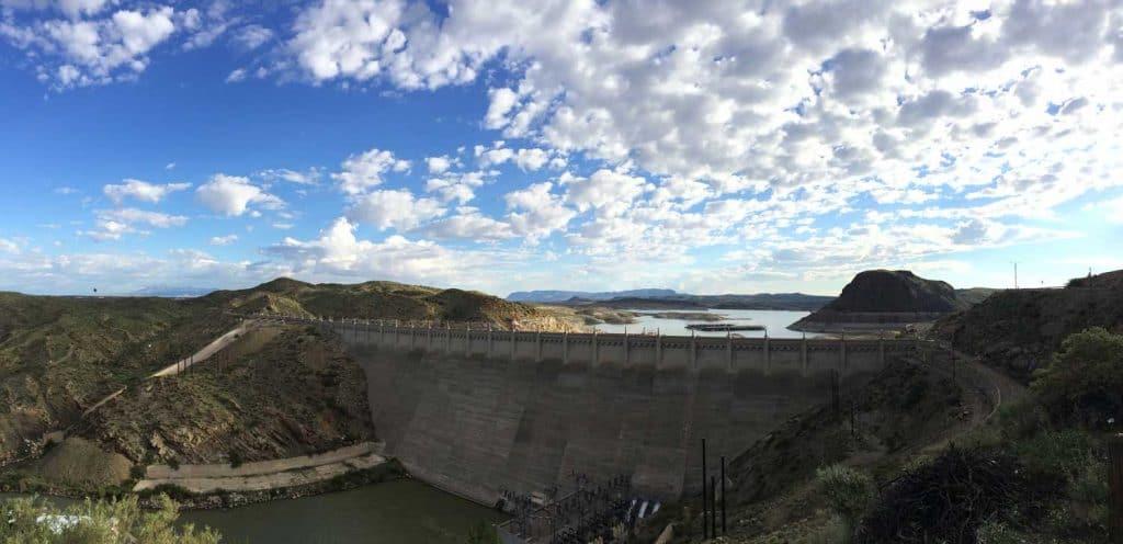 Elephant Butte Dam, 2016