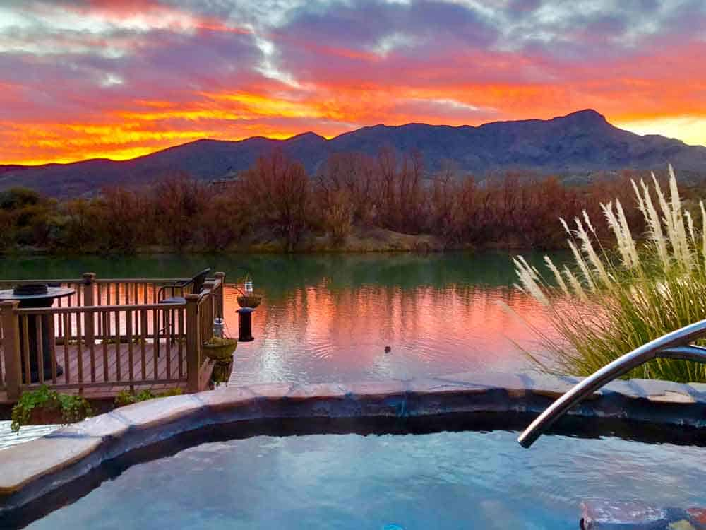 Riverbend Hot Springs RV Park