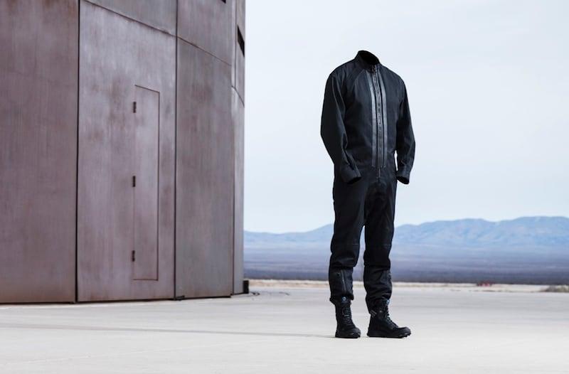 Adidas space apparel prototypes