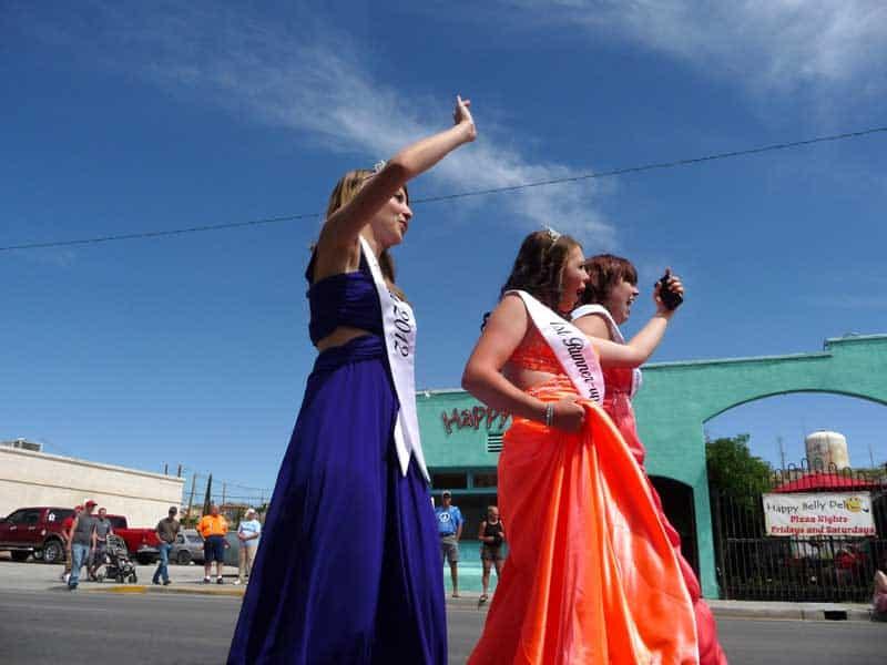 Fiesta Court on Broadway