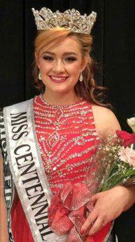 Miss Fiesta 2016 Skylar Green