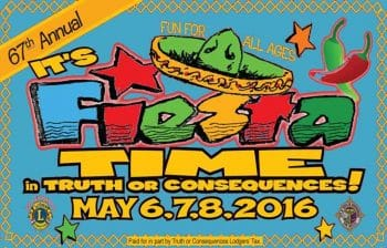Truth or Consequences 2016 Fiesta