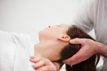 massage and craniosacral treatments