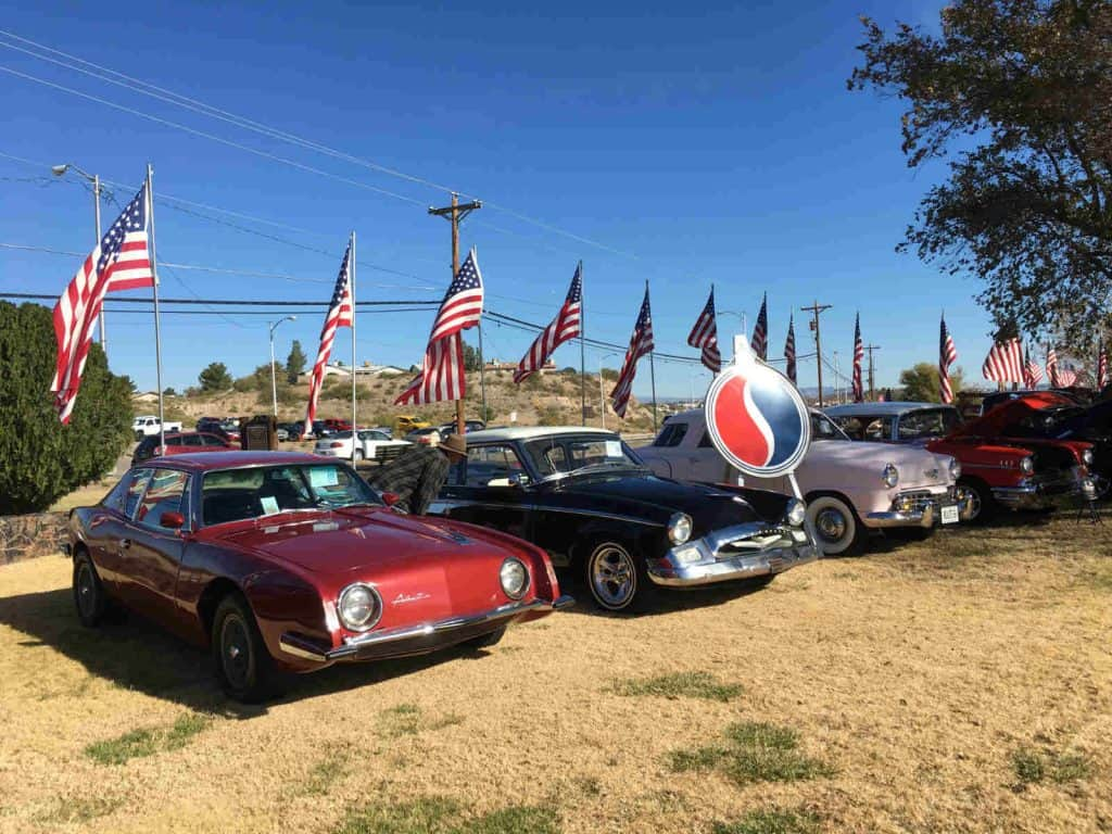 annual Veterans Day Car Show