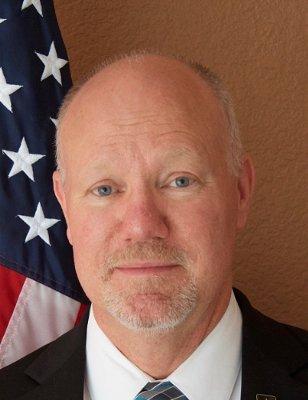 Spaceport America Director Dan Hicks