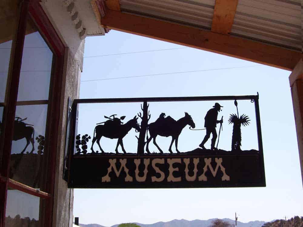 Chloride Pioneer Store Museum