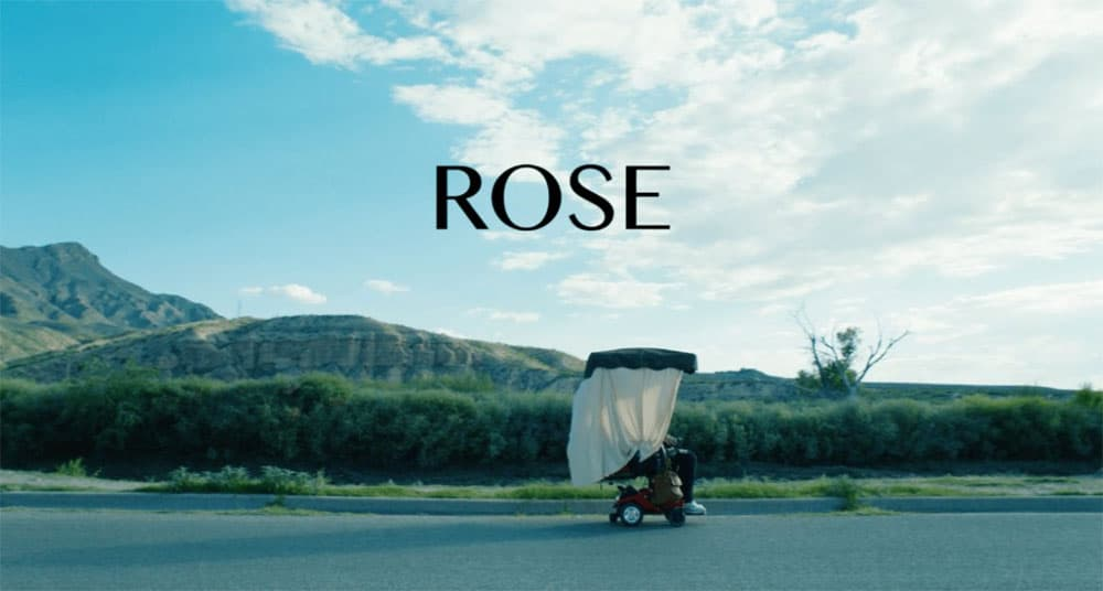 Rose, a new film made in Truth or Consequences