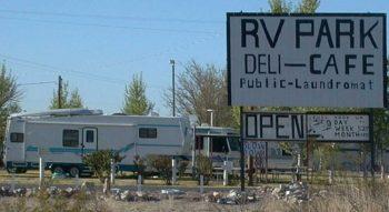 Arrey RV Park, Arrey New Mexico