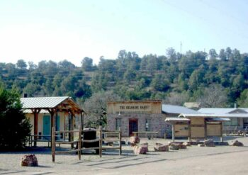 Apache Kid RV Park, Chloride New Mexico