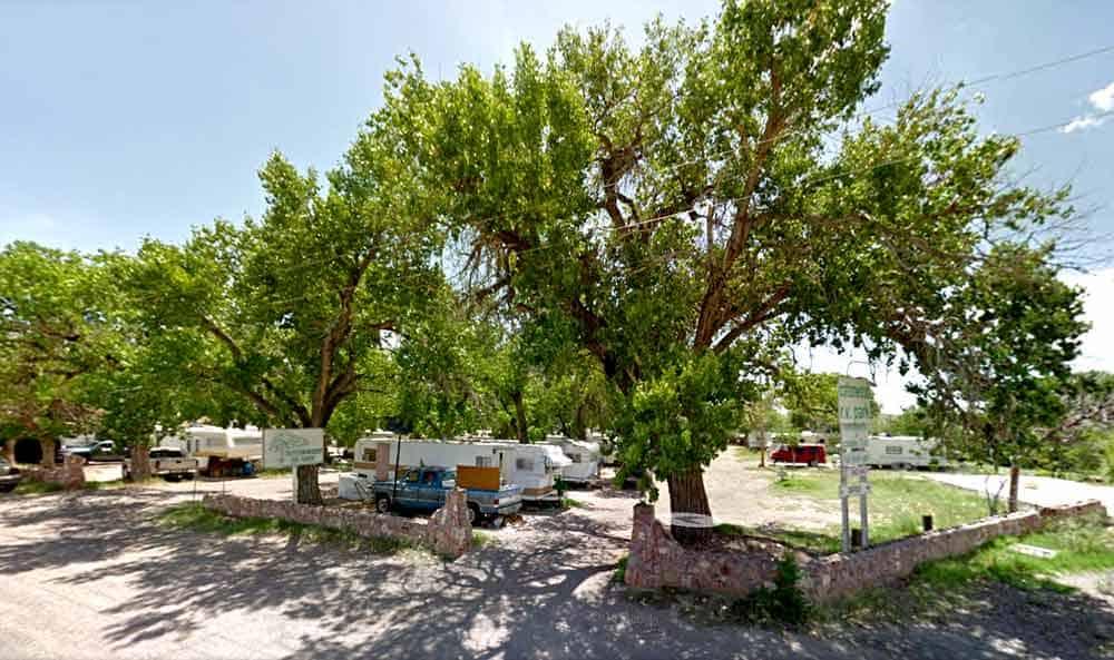 Cottonwood RV Parks