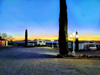 Rio Lago RV Park, Elephant Butte NM