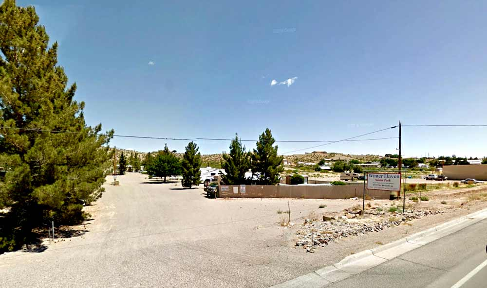 Sierra County New Mexico RV Parks - from Chloride to