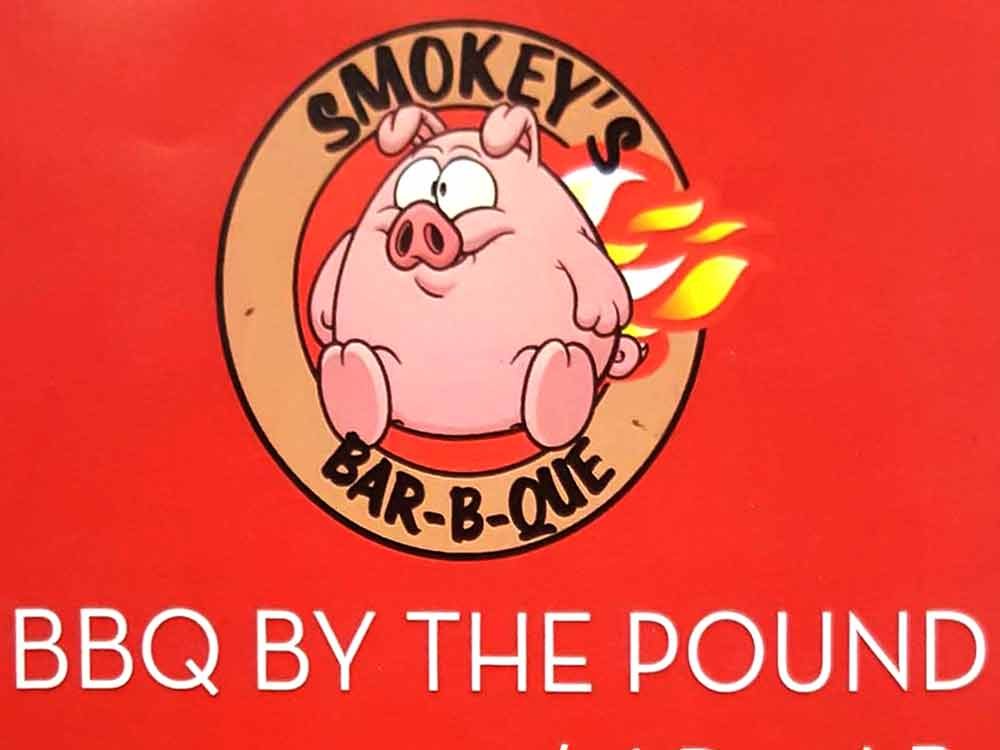 Smokey's Bar-B-Que in Elephant Butte NM