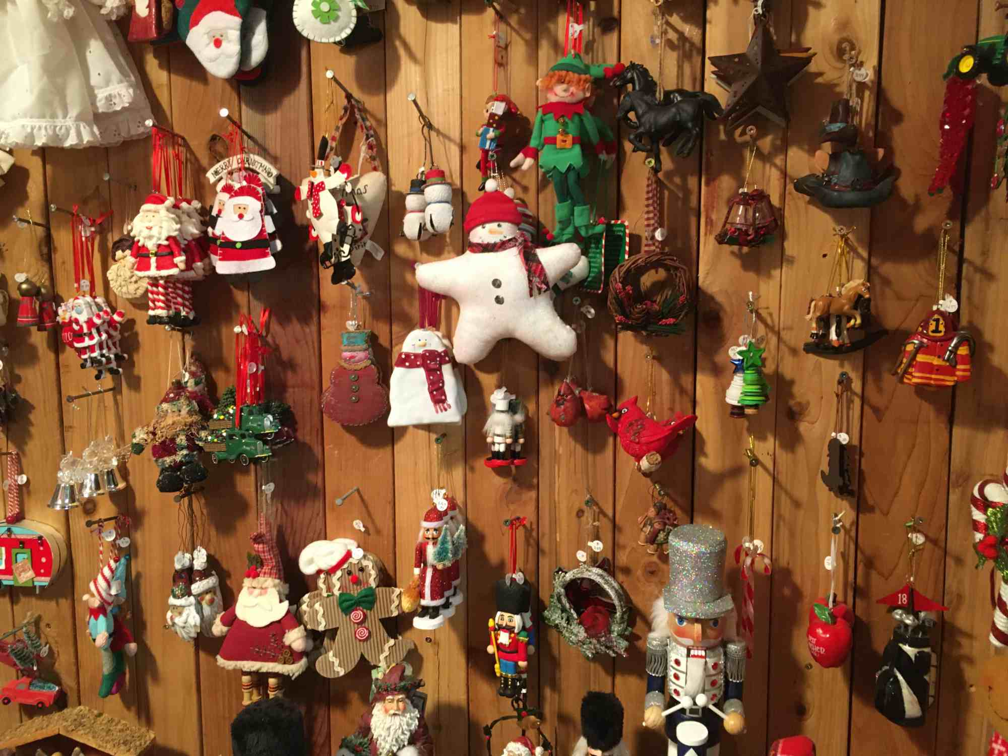 holiday ornaments - A Touch of Yesterday - a collector's paradise