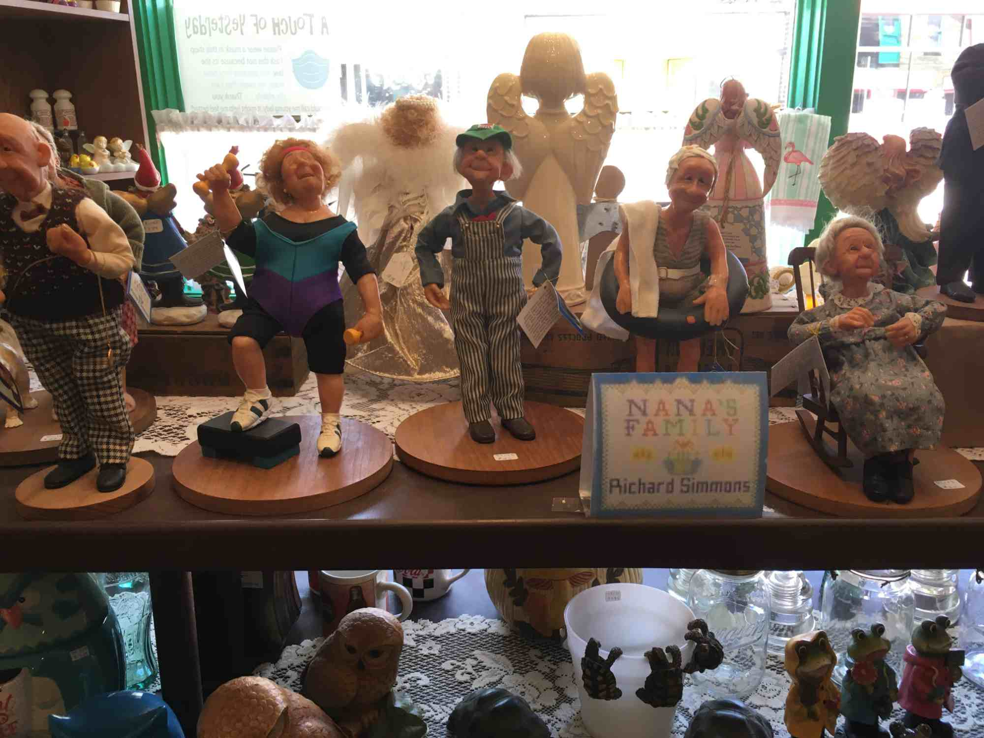 Nanna's family by RIchard Simmons - A Touch of Yesterday - a collector's paradise