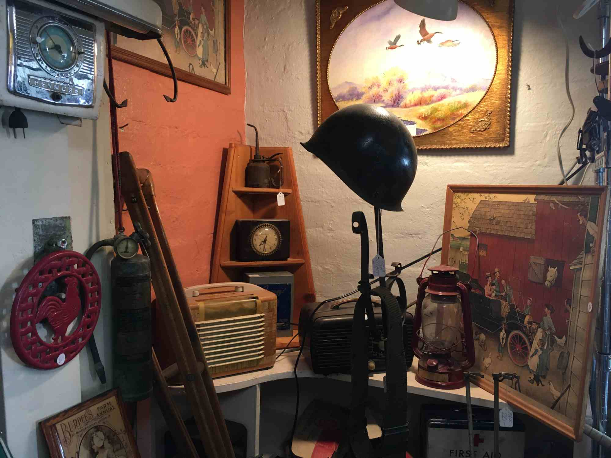 collectibles at Don's Den Truth or Consequences