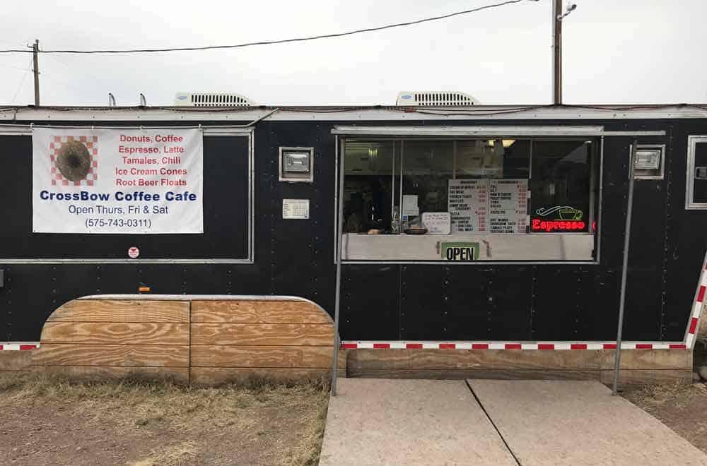 Crossbow Cafe Winston NM