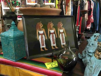items for sale at Vic's BroadwayNewMexico, downtown Truth or Consequences