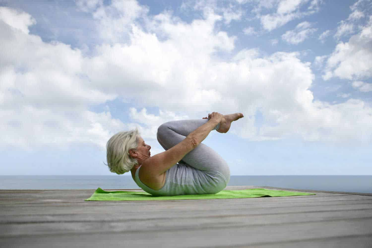 gentle yoga for 50+ at studio de la luz
