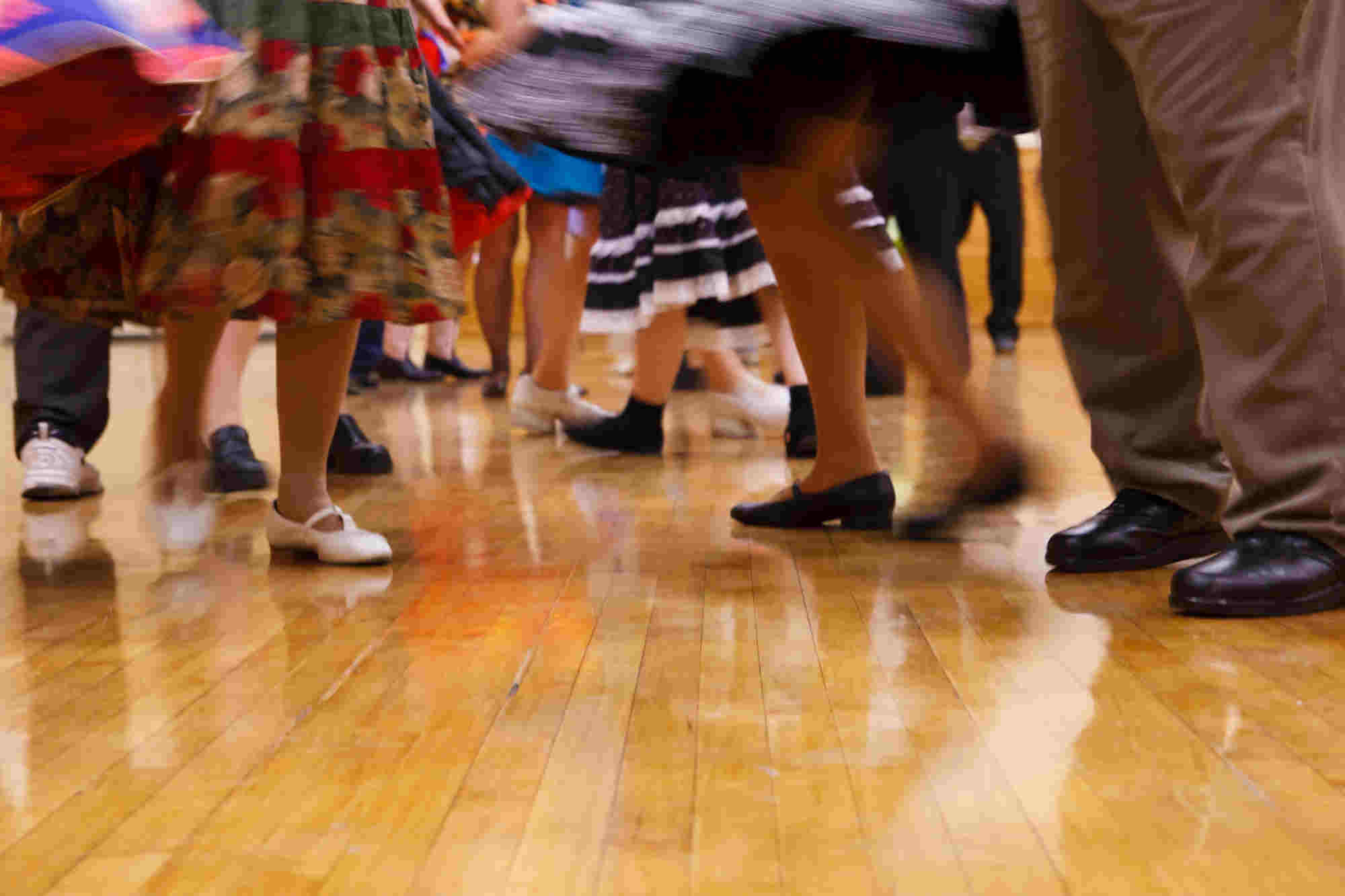 Weekly Square Dance in Truth or Consequences