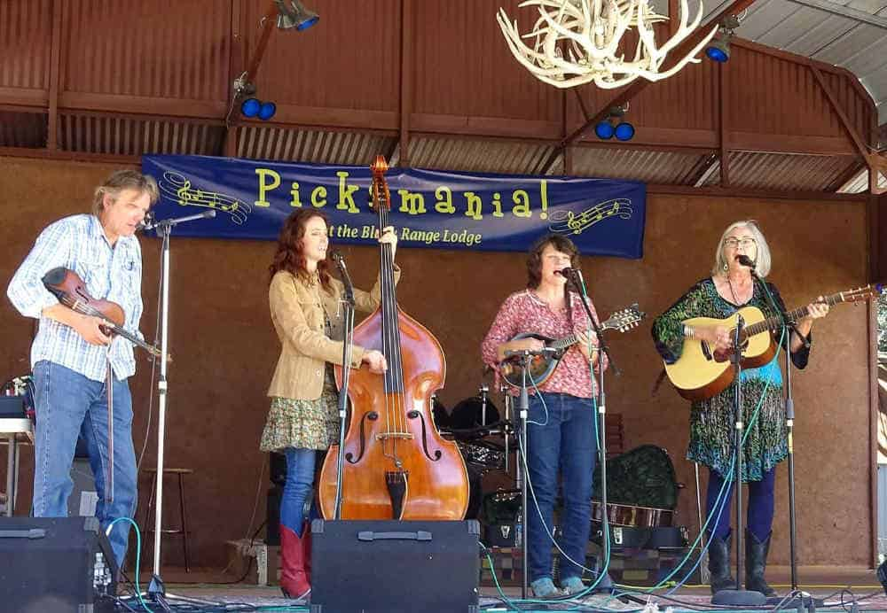 Pickamania Music Festival