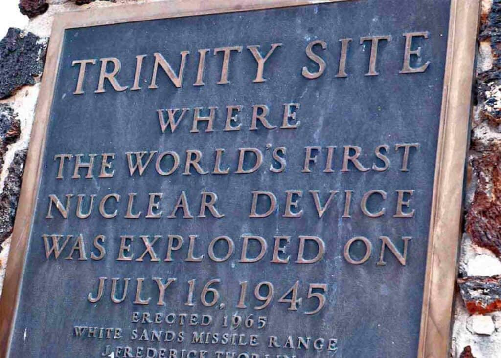 Trinity Site Open House