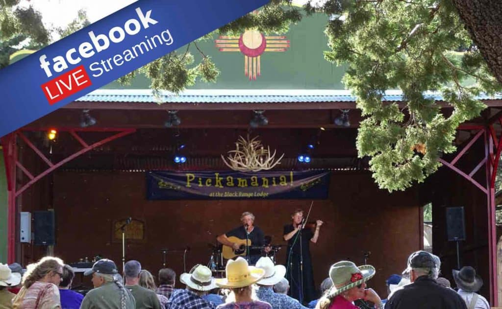 Pickamania streaming live on Facebook September 11-13