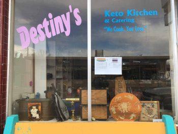 Destiny's Keto Kitchen
