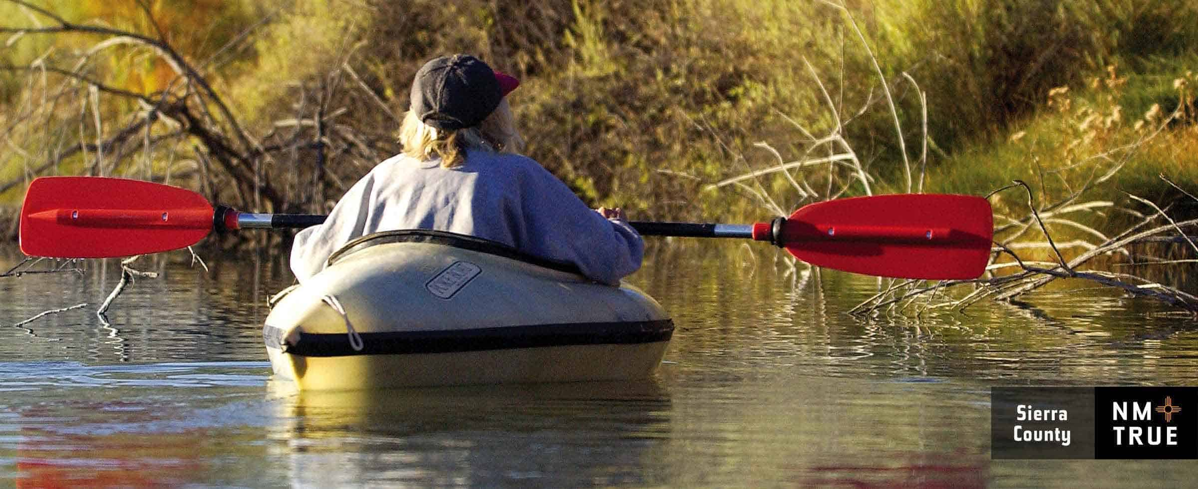 kayaking near Truth or Consequences NM