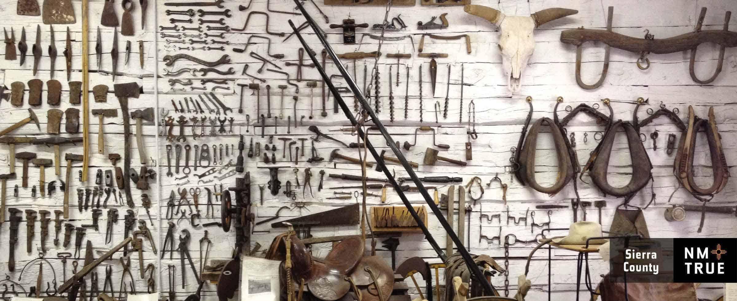 Pioneer Store Museum, Chloride NM