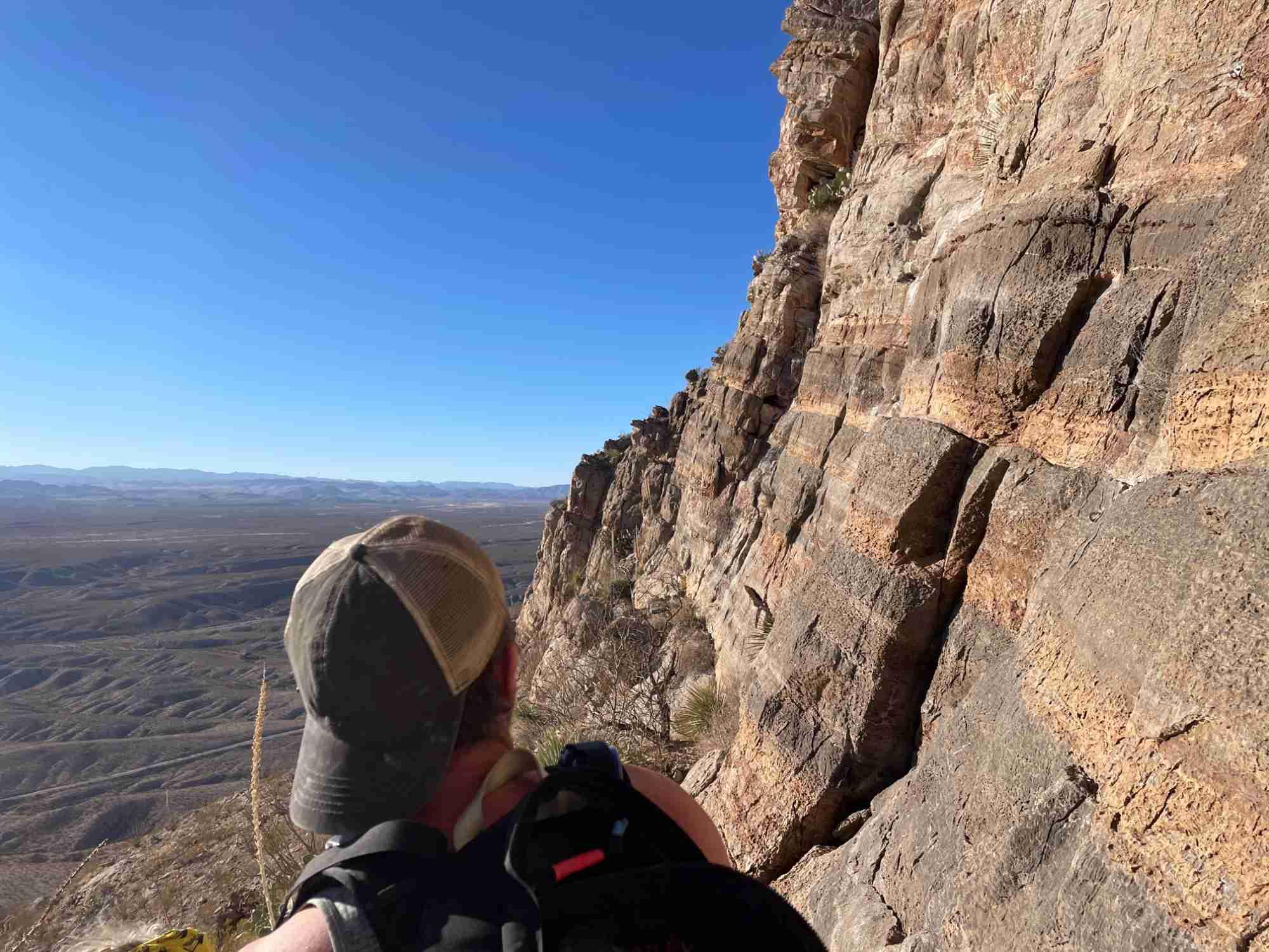 Viewing the Vacation Wall at Mud Mountain