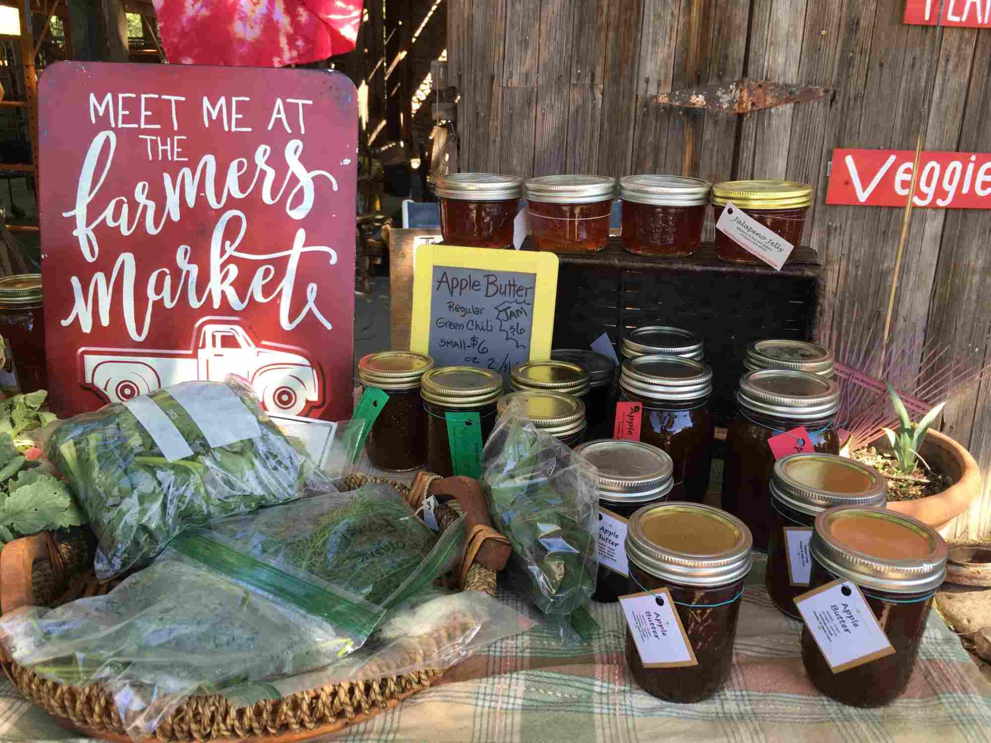 Hillsboro New Mexico Farmers Market