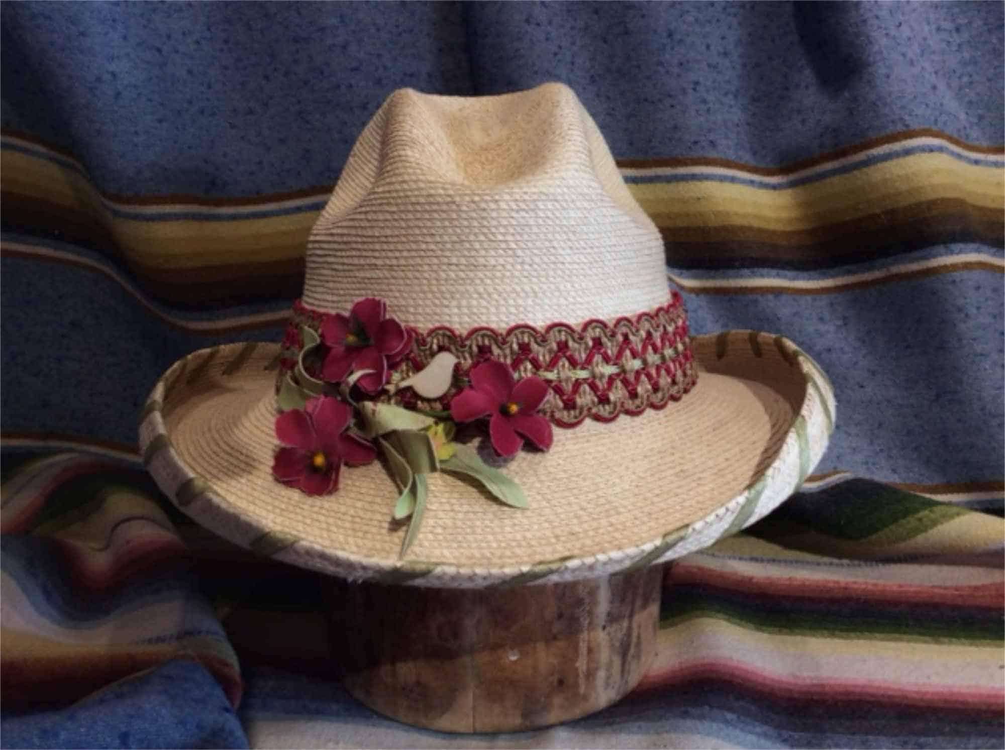 cowboy catcher style hat