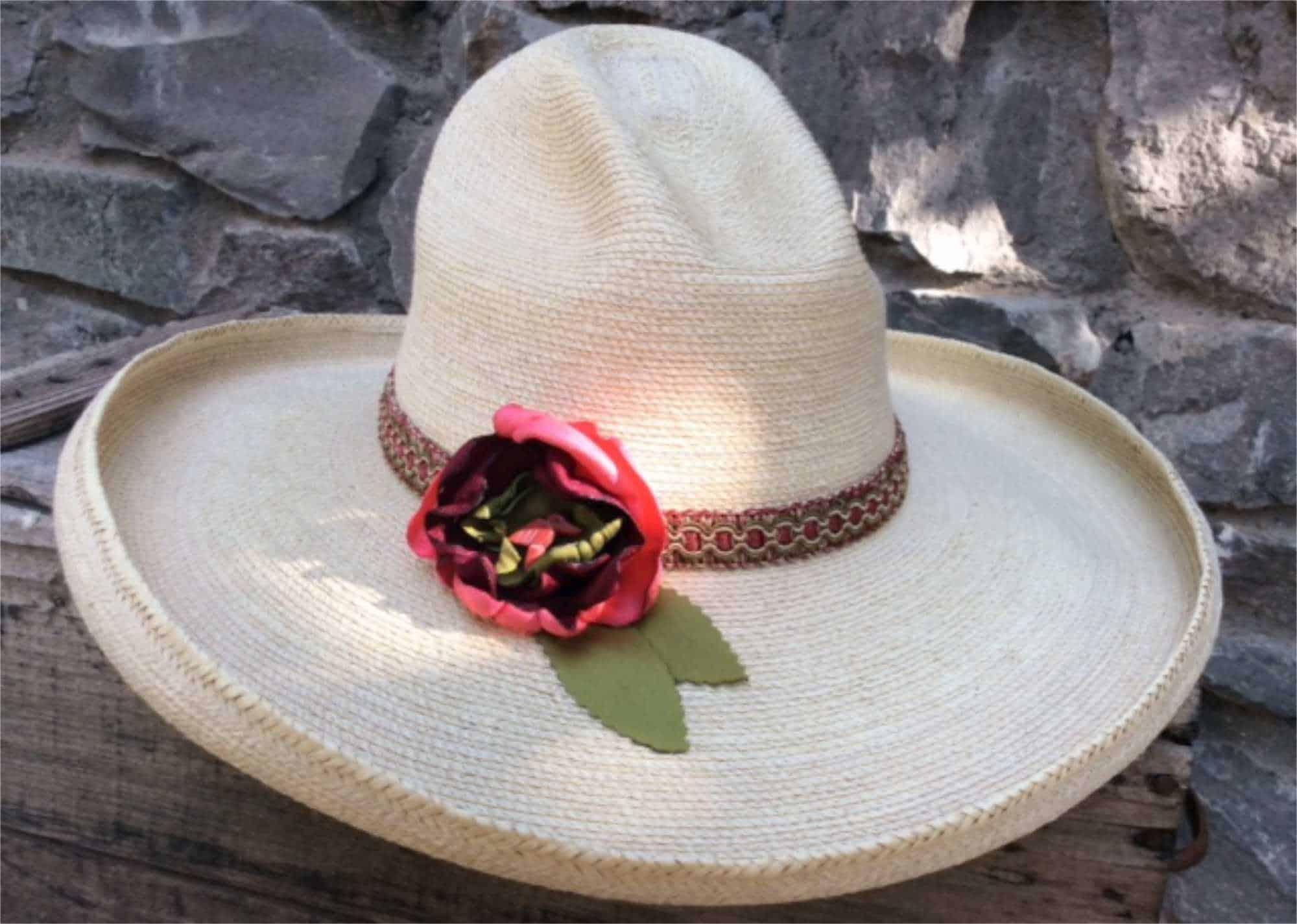 fine palm raincatcher hat
