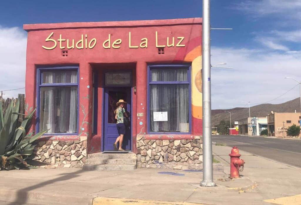 Studio de la Luz, Truth or Consequences NM
